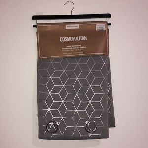 Cosmopolitan Room Darkening Drapery Panels